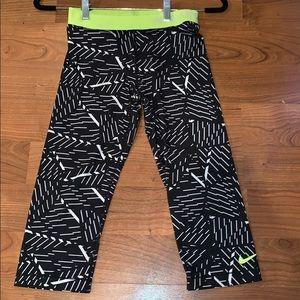 Nike Pro Sport Cropped leggings